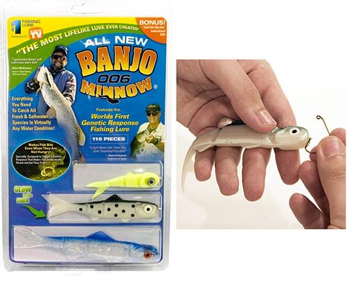 Наживка для рыбалки Банджо 006