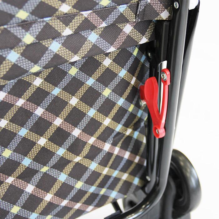 f2b879e7ed2d Сумка тележка на 6 колесах со стульчиком Dormeo Cool - купить в ...