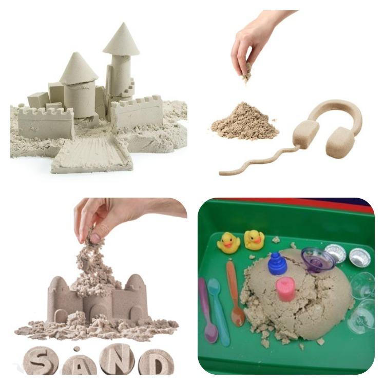Чудо песок для детей