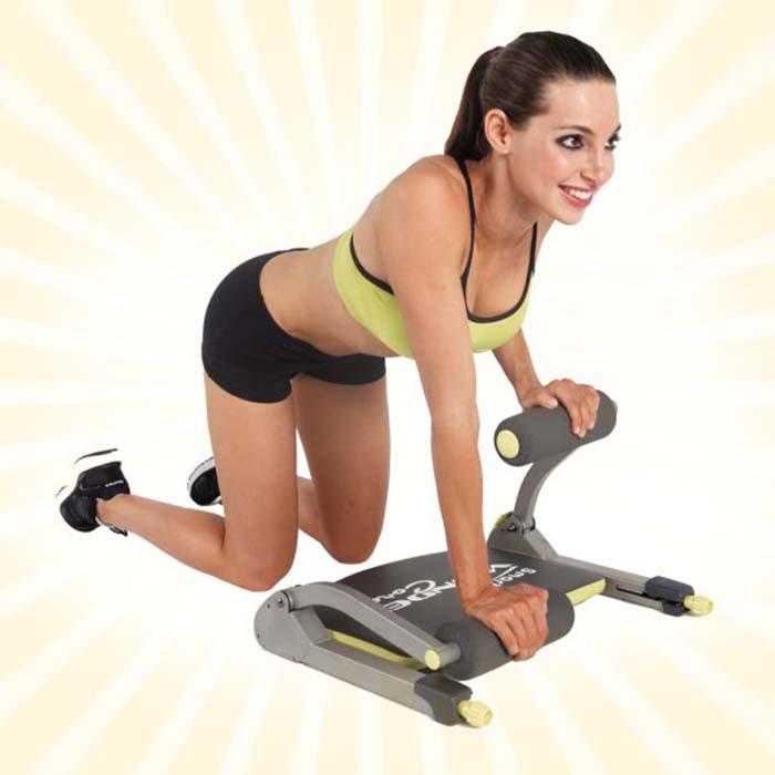 как сделать тренажер похудей самой
