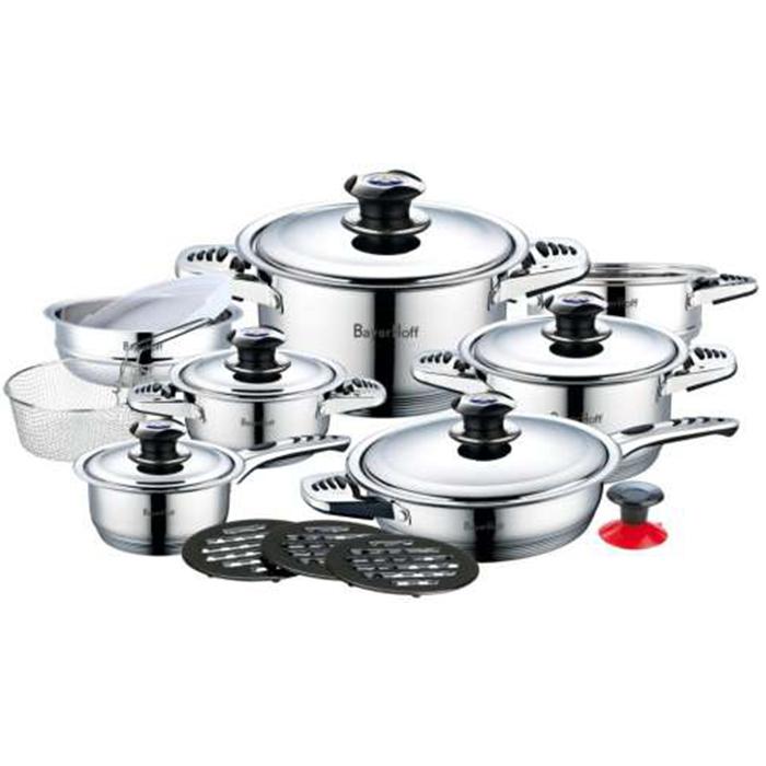 Набор посуды BH-901 (9-ти слойное дно)