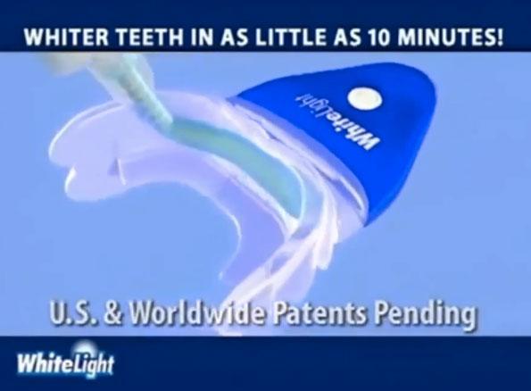 Отбеливание зубов magic white что это