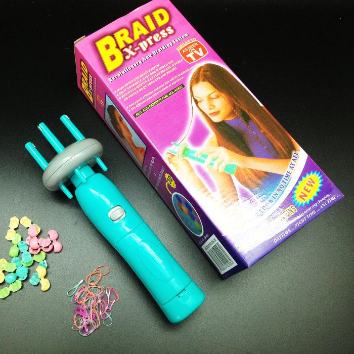 Braid Xpress для плетения косичек  отзывы реальных